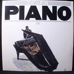 Various ‎– Atlantic Jazz Piano (Ed USA)