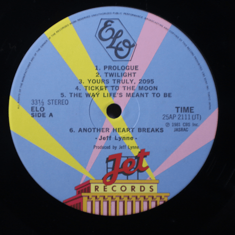ELO Electric Light Orchestra – Time