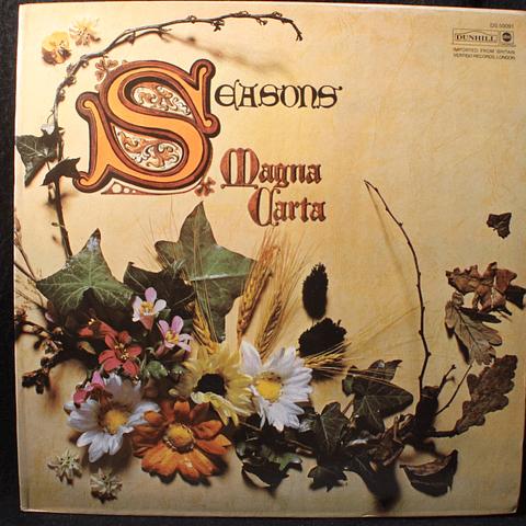 Magna Carta – Seasons (1a Ed USA)