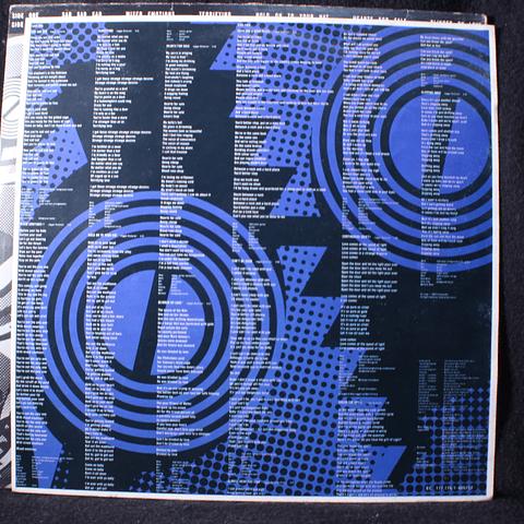 Rolling Stones – Steel Wheels (ed orig. '89)