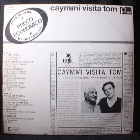 Tom Jobim e Dorival Caymmi - Caymmi Visita Tom
