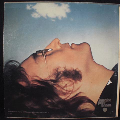 John Lennon Plastic Ono Band – Imagine (1a Ed USA)