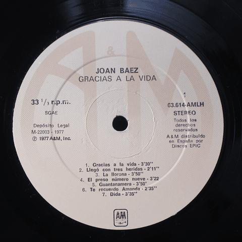Joan Baez – Gracias A La Vida