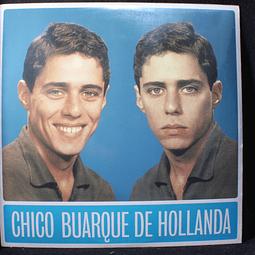 Chico Buarque De Hollanda - I  '66 (Reed. 45RPM)