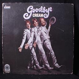 Cream Goodbye (1a Ed USA)