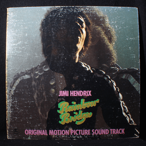 Jimi Hendrix ‎– Rainbow Bridge (1A ED USA)
