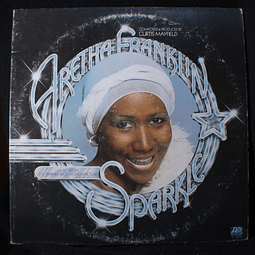 Aretha Franklin – Sparkle Composed Curtis Mayfield (1a Ed USA)