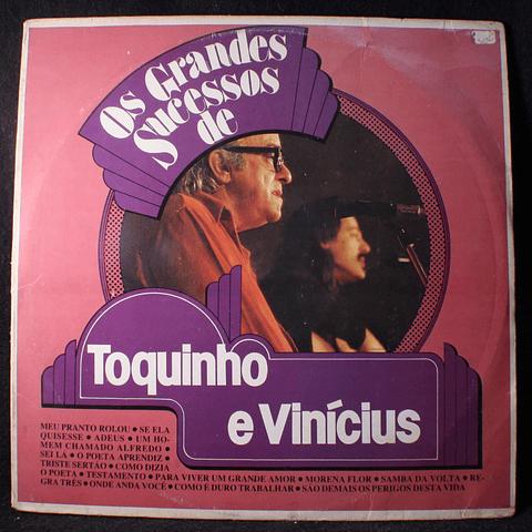 Vinicius E Toquinho – Os Grandes Sucessos