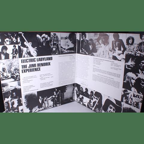 Jimi Hendrix Experience – Electric Ladyland (Ed UK '91)