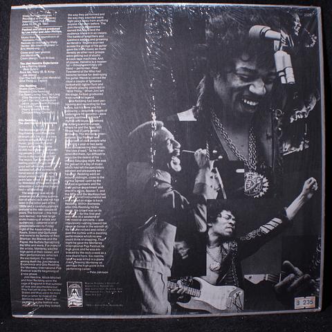 Otis Redding Jimi Hendrix Experience –  At The Monterey International Pop Festival (1a Ed USA)