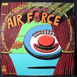 Ginger Baker's Air Force – Ginger Baker's Air Force (1 Ed USA)