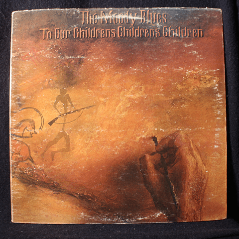 Moody Blues – To Our Children's Children's Children (1a Ed USA)