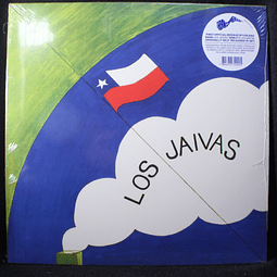 Jaivas – Los Jaivas (El Volantín) - Reedición