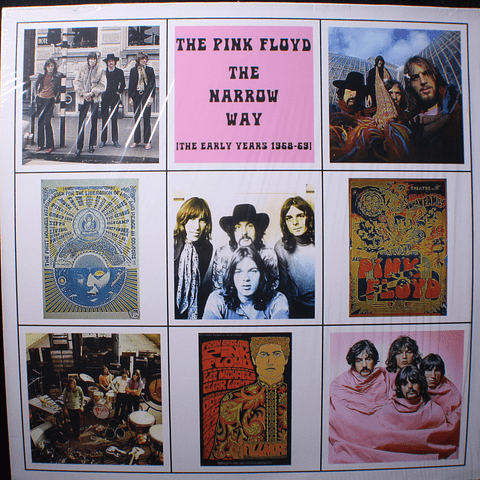 Pink Floyd – The Narrow Way [The Early Years 1968-69]