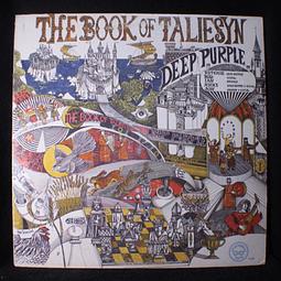 Deep Purple – The Book Of Taliesyn (1a Ed USA)