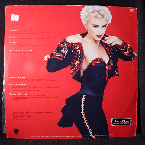 Madonna – You Can Dance