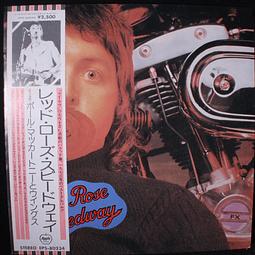 Paul McCartney And Wings* = ポール・マッカートニーとウイングス* – Red Rose Speedway = レッド・ローズ・スピードウェイ