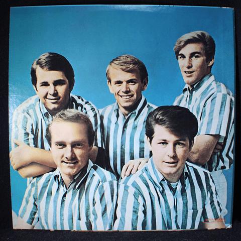 Beach Boys – Summer Days(And Summer Nights!)