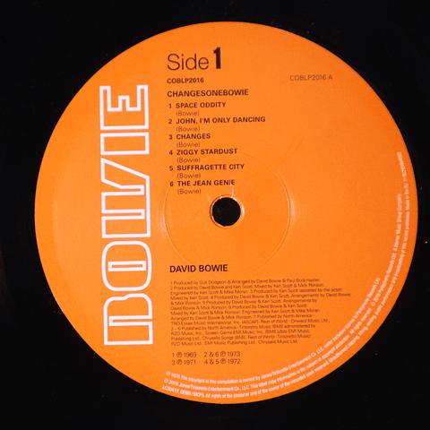 David Bowie – ChangesOneBowie (Reedición)