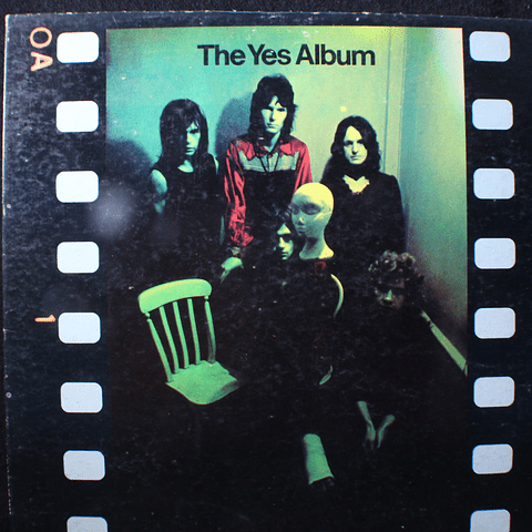 Yes – The Yes Album 1a (Ed USA 71)