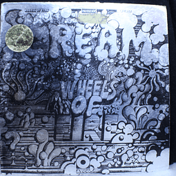 Cream – Wheels Of Fire (ED USA '69)