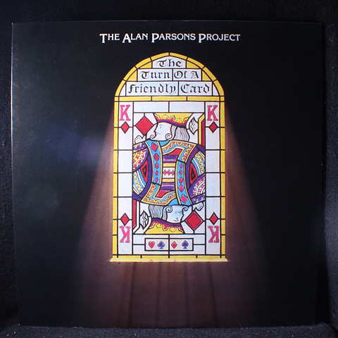 Alan Parsons Project – The Turn Of A Friendly Card (Ed Japón)