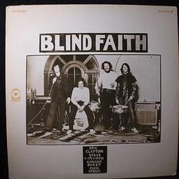 Blind Faith (Eric Clapton) – Blind Faith (1a Ed USA)