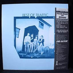Traffic – Best Of (Ed Japón)