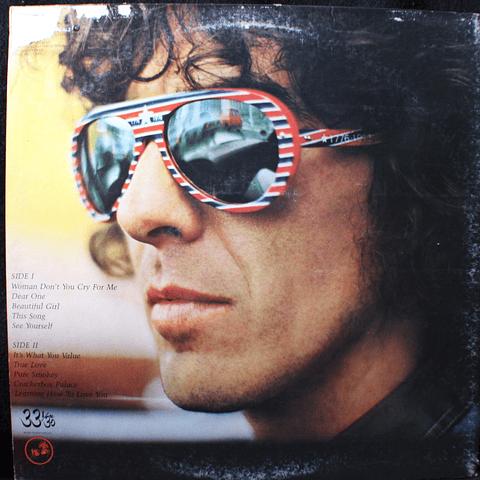 George Harrison – Thirty Three & 1/3 (1a Ed USA)