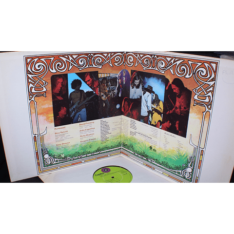 Quicksilver Messenger Service – Just For Love (1a Ed USA)