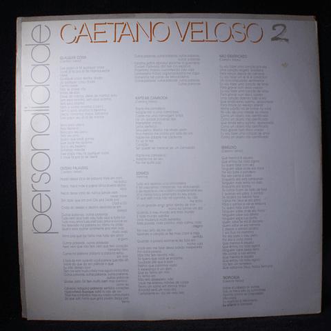 Caetano Veloso – Personalidade Vol. 2