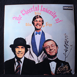 Giles, Giles And Fripp (King Crimson) – The Cheerful Insanity Of