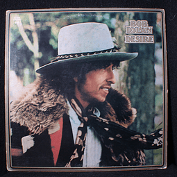 Bob Dylan – Desire (1a ED USA)