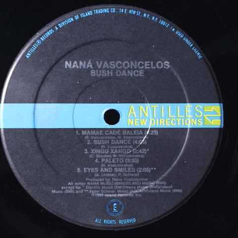 Naná Vasconcelos – Bush Dance