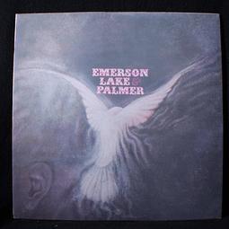 Emerson, Lake & Palmer (I - 1970) Ed. Japón