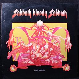 Black Sabbath – Sabbath Bloody Sabbath (Ed USA 70s)