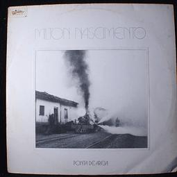 Milton Nascimento – Ponta De Areia