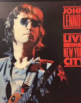 John Lennon (Beatles) ‎– Live In New York City