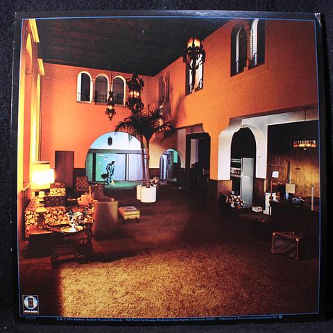 Eagles – Hotel California (1a Ed Japón)
