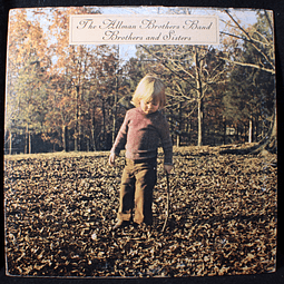 Allman Brothers Band – Brothers And Sisters (1a Ed USA)