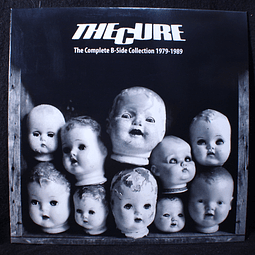Cure , The – The Complete B-Side Collection 1979-1989