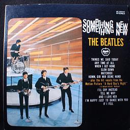 Beatles, The – Something New (Ed Japón)