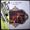 Cream (Eric Clapton) – Live Cream Volume II (ed Japon)