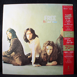 Free – Fire And Water (Ed Japón)