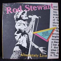Rod Stewart – Absolutely Live (1a Ed USA)
