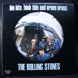 Rolling Stones – Big Hits [High Tide And Green Grass] (Ed Japón)