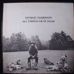 George Harrison (Beatles) – All Things Must Pass (1a Ed. USA)