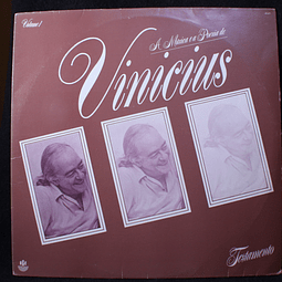 Vinicius De Moraes – Testamento Volume 1