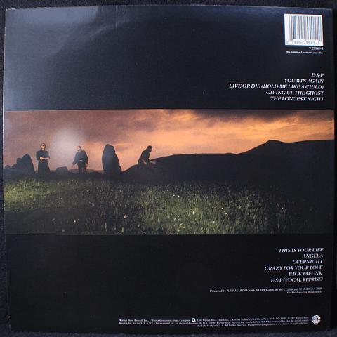 Bee Gees – E•S•P (1a Ed USA)
