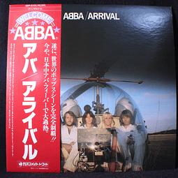 ABBA – Arrival (Ed Japón)